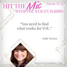 Pushing Past Fears with Holly Worton