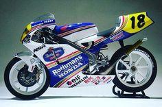Honda NSR250cc. Okada