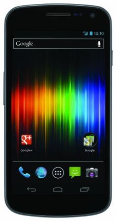 Samsung Galaxy Nexus 4G Android Phone (Verizon Wireless) by Samsung,