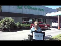 """Street.life! Take 31: """"Citizens Bank has sponsored this event for many years. We are very proud to be a part of the Portsmouth Chamber."""" Lisa Gainty, Vice President of Citizens Bank and Branch Manager in Portsmouth."""
