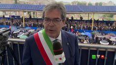 2 Giugno 2016 - Festa della Repubblica - Intervista al Sindaco di Catani...