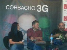 En #Corbacho3G Madrid