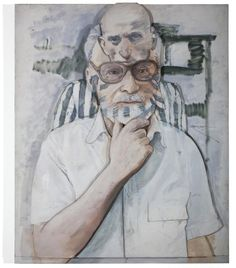 """Larry Rivers, """"Survivor"""", 1986."""