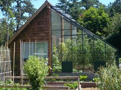 Designed to look like an original part of your architecture, home-attached greenhouses are an excellent way to increase livable space in your home.