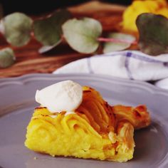 How to make a 4 Ingredient Sweet Potato Pie.