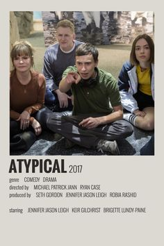 Alternative Minimalist Movie/Show Polaroid Poster - Atypical - Modern Design Iconic Movie Posters, Minimal Movie Posters, Minimal Poster, Movie Poster Art, Iconic Movies, Poster Wall, Poster Prints, Film Polaroid, Polaroids