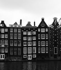 Amsterdam. Another one of my favorite cities. Love love love it here! This is a cool photograph too!