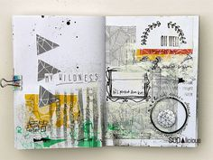 SODAlicious: art journal ► Challenge