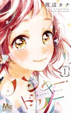 ハンキー・ドリー 1 (マーガレットコミックス)   渡辺 カナ http://www.amazon.co.jp/dp/4088455436/ref=cm_sw_r_pi_dp_Jz3axb05HP4DW