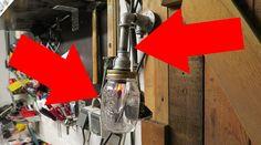 Steampunk Lampe selber bauen - Vlog #134