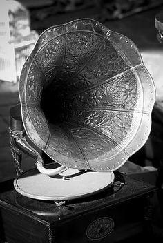 1800's Grammophone