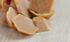 Healthy Peanut Butter Chips