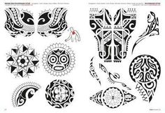 Polynesian Sun Tattoo | Tribal Maori Tattoo And Polynesian Style 1jpg