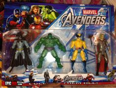 Avengers-packaging-fail, 2 for 4 ain't bad.