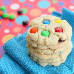 Chewy M Sugar Cookies #foodgawker