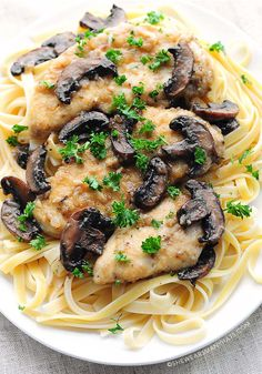 This delicious Chicken Marsala recipe is easier than you think and may just become a regular feature in your repertoire.