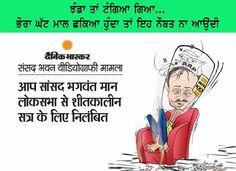 Bhagwant Mann - Parliament videography issue solved  #BhagwantMann #Parliament #politics   #punjab   #delhi