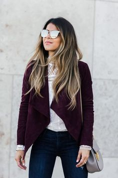The Best Suede Jackets For Fall
