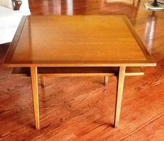Mid Century Danish Modern Drexel Profile Coffee Cocktail Table. From Chicago  Craigslist; You Could