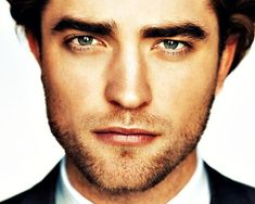 Robert Pattinson (I just can't help it. I'm just hardwired to like him.)