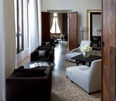 Aman Resort In Venice Furnished By B&B; Italia   Hotel Design