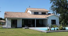 Une villa signé Villa Concept d\'IGC | maison plain pied | Pinterest ...