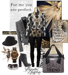 """Perfectly Me"" by gilleyqwyn ❤ liked on Polyvore"