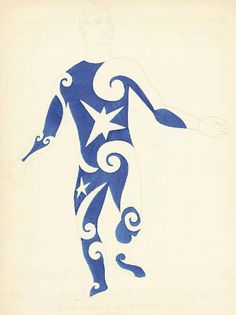 Programme for the 1917 season, which included 'Parade': the legendary Cubist ballet written by Cocteau and Satie, with costumes and design by Picasso. (First Edition)