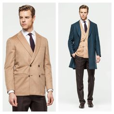 Classic with a modern twist  Larusmiani Menswear Collection FW2014/15 #finetailoring