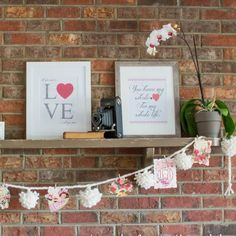 It's easy to add a touch of romance to your space with these simple ideas for little or no cost at all.