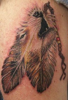 wolf in feathers Photos from Freedom Tattoo Inc. (Freedom Tattoo Inc ...