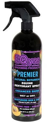 EQyss Premier Botanical Rehydrant Spray | ChickSaddlery.com