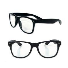 Beistle Horn Rimmed Glasses (6ct)
