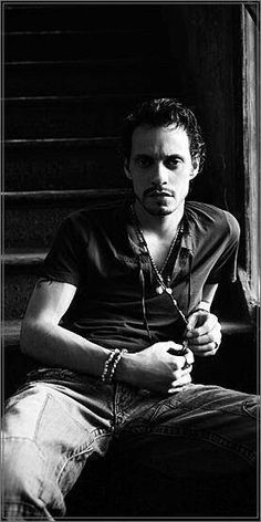 Oh so handsome. ..Marc Anthony <3 <3