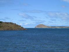 Granite Island, Encounter Bay and The Bluff, South Australia.