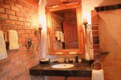 Home Design: Bathroom Mediterranes Badezimmer