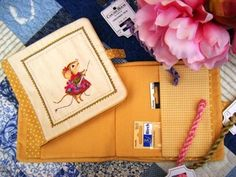 Image of Sewing Sisters Needle Case Pattern