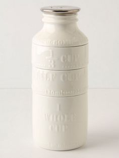 Don't mistake Anthropologie's offering for a jug of milk: The bottle separates into four separate components, each boasting a bright interior color.