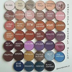 Anastasia beverly hills eyeshadow