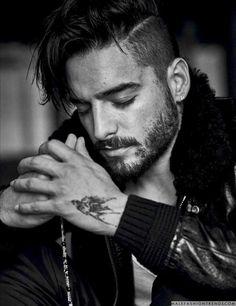 Male Fashion Trends: En Exclusvia: Maluma para Vogue Hombre México por Matthew Brookes