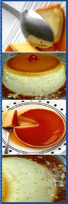 FLAN express en 4 minutos y 3 ingredientes ¿Te atreves?  #postres #cheesecake #cakes #pan #panfrances #panettone #panes #pantone #pan #recetas #recipe #casero #torta #tartas #pastel #nestlecocina #bizcocho #bizcochuelo #tasty #cocina #chocolate
