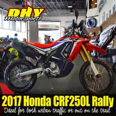13 Best Crf 250 Rally Images Rally Motorbikes Motorcycles