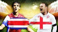 Costa Rica – England Preview