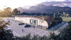 Kiwi Lerdal | Taket legges av Blomstertak 2019 Kiwi