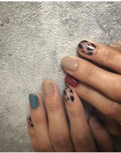 never out of style never out of style,Vernis à ongles - Nails manicure nails art nails acrylic nails nails Manicure Y Pedicure, Mani Pedi, Cute Nails, Pretty Nails, Leopard Print Nails, Leopard Nail Art, Zebra Print, Nail Polish, Nagel Gel