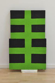"""Chris Martin, """"Tree,"""" 1986-2009,"""