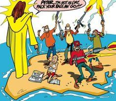 Jamaican cartoons | Jamaica Editorial Cartoons - Clovis Toons - JamaicaObserver.com