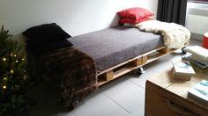 Zit - en slaapbank