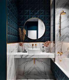 Modern bathroom design 631911391445337592 - 60 Gorgeous Bathroom Countertops Ideas That Make Your Bathroom Look Elegant Source by monettebot Bathroom Interior Design, Modern Interior Design, Interior Decorating, Marble Interior, Contemporary Interior, Luxury Interior, Modern Decor, Bad Inspiration, Bathroom Inspiration