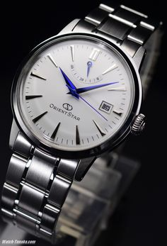 Orient Star Classic WZ0241EL. This watch is beautiful and next to perfect for me...